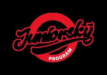 logo juniorsky program barevne